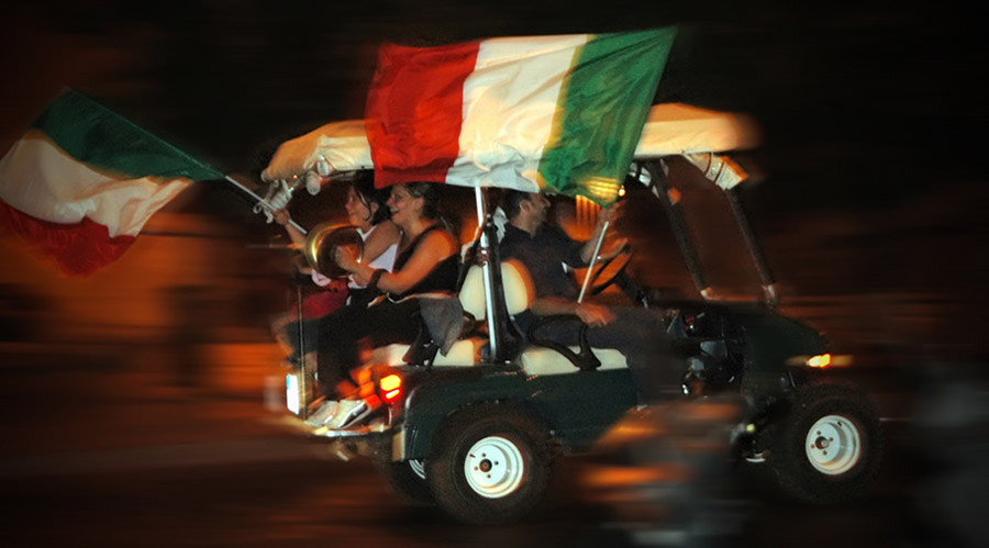 Go Italia Go