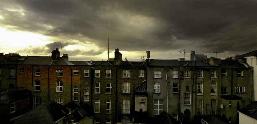 The Sky Over Dublin