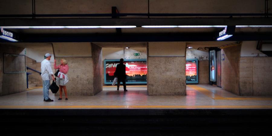Underground Scene