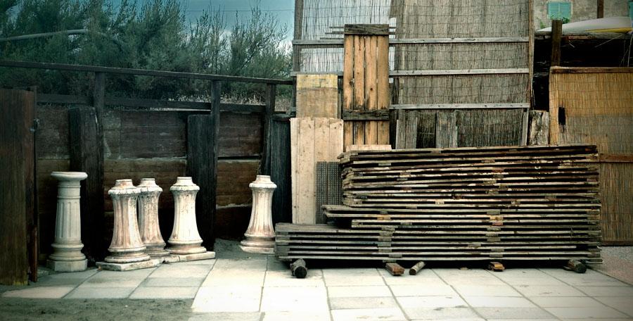 Columns and Wood
