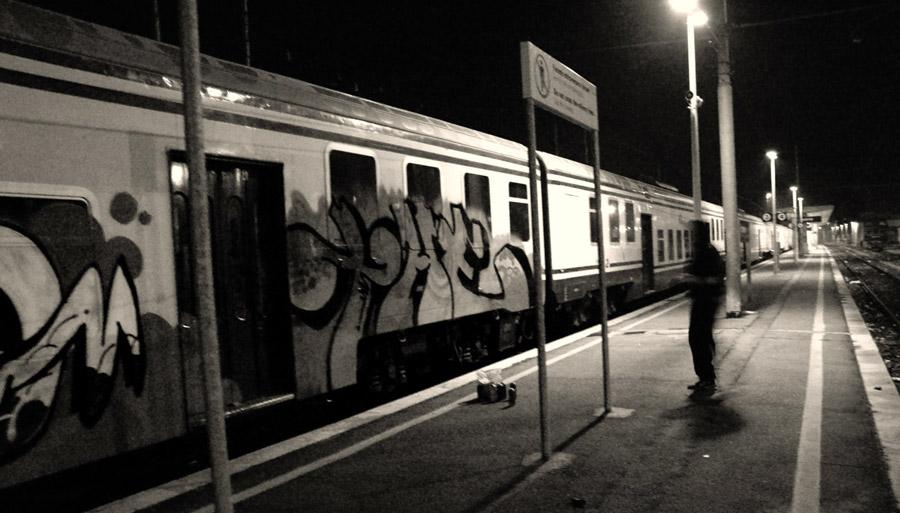 No Flash / Graffiti #5