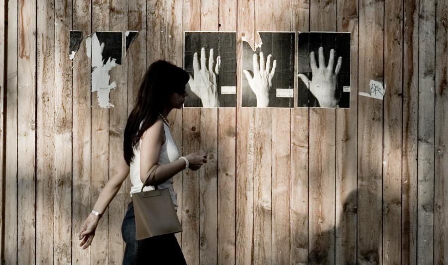 Follow The Hands #1