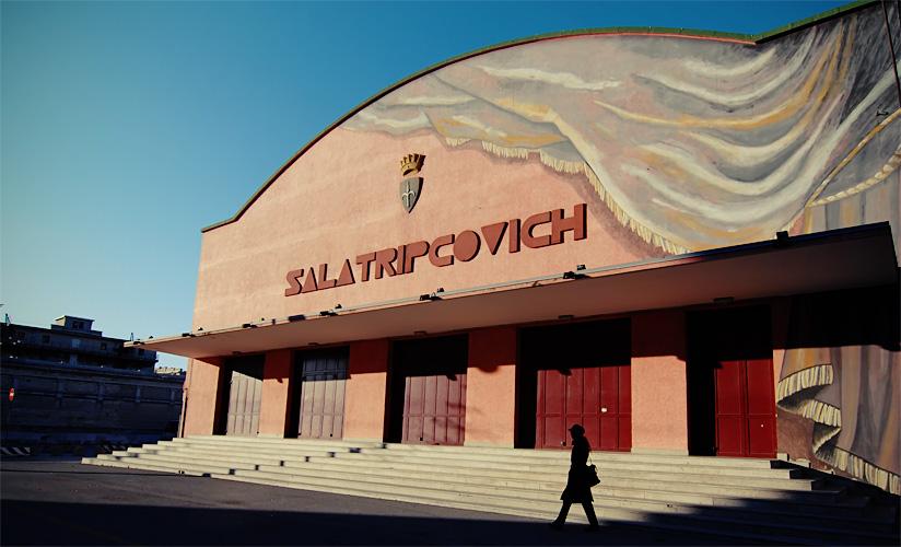 Tripcovich Theatre