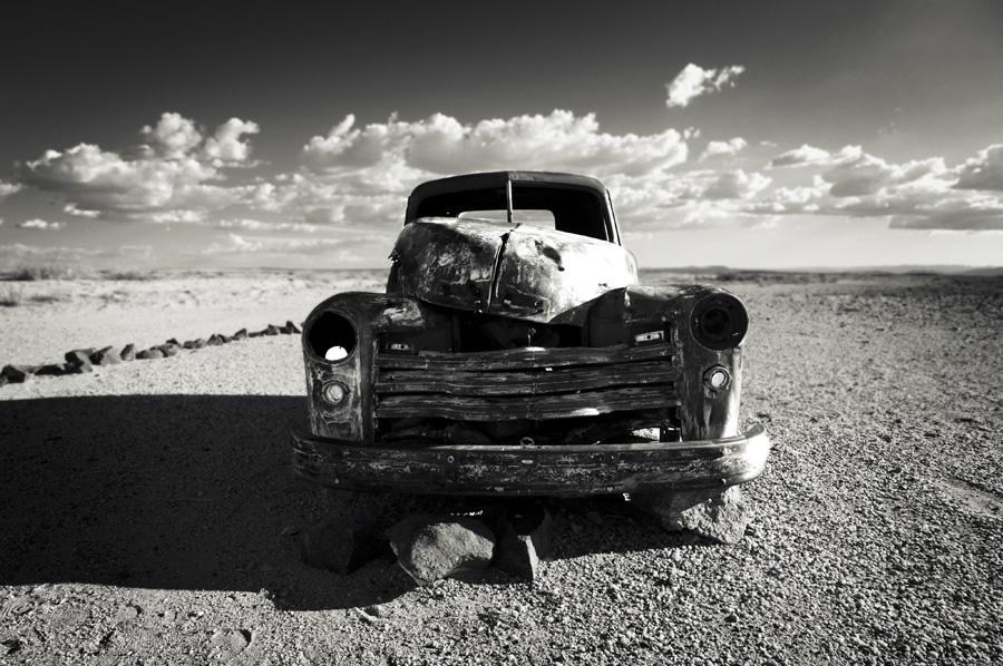 Namibian Wreck #1